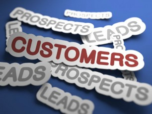 word pile-customers-prospects-leads