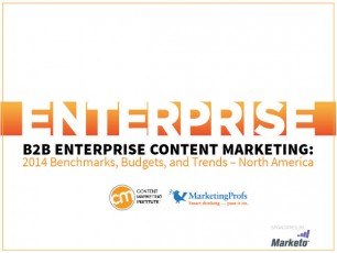 cover image-b2b enterprise content marketing