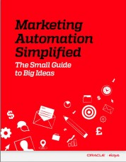 oracle-marketing automation simplified