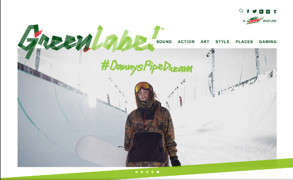 snowboarder in parka-danny's pipe dream