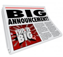 newspaper image-big announcement