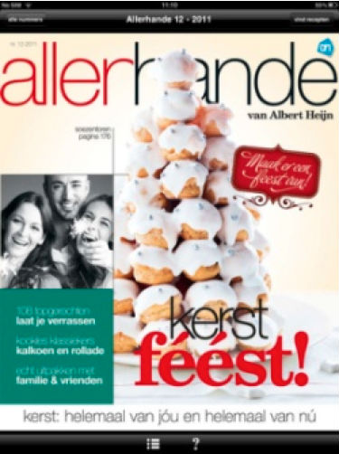 aller hande magazine cover-stacked food