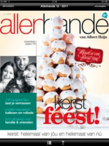 aller hande magazine cover-stacked food