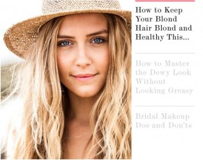 blond girl-straw hat-how to