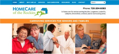 smiling people helping people-homecare example