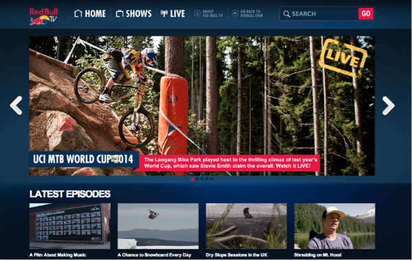 bike park photo-red bull example