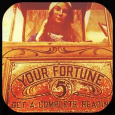 fortune-telling machine-your fortune