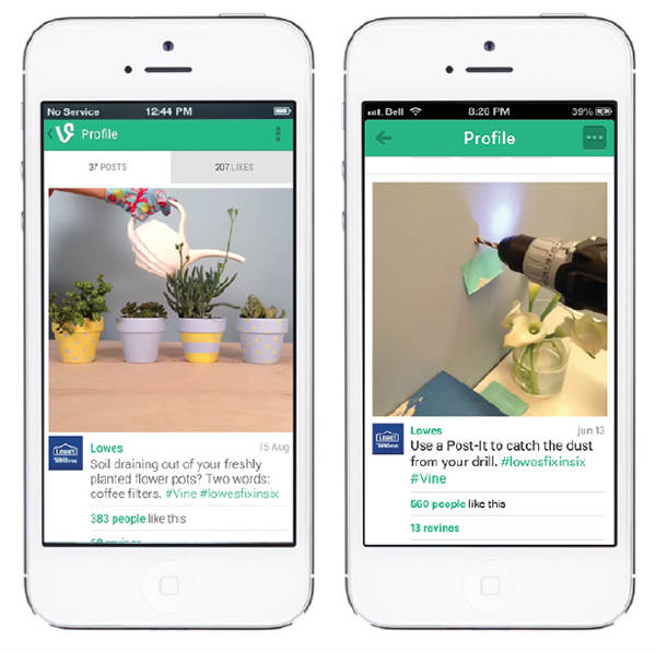 mobile examples-lowes vine fixinsix