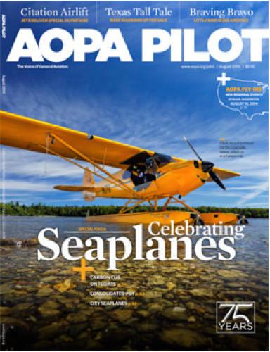 seaplane image-aopa pilot