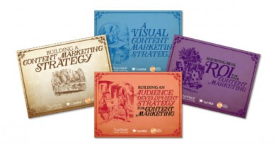 colorful ebook covers-content marketing