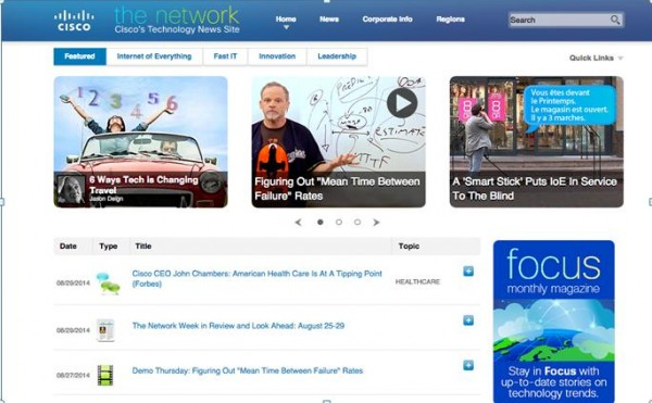 the network-cisco's technology news site example