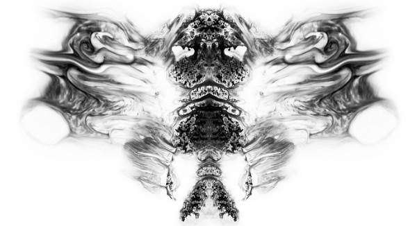 impressionistic elephant image