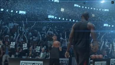 team basketball game image