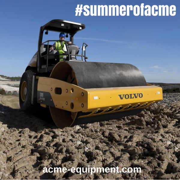 pavement roller-hashtag example-#summerofacme