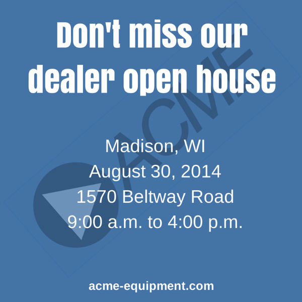 ghosted logo example-don't miss our dealer open house