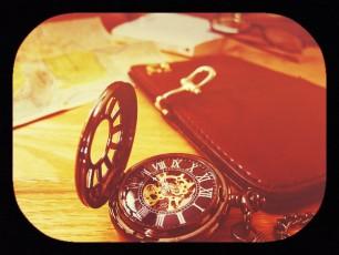 open pocket watch image