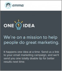 new emma service-one idea