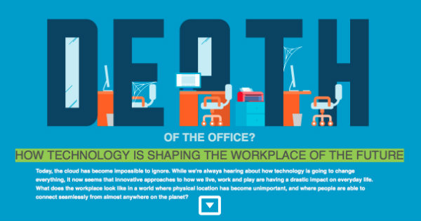 death of office-infographic
