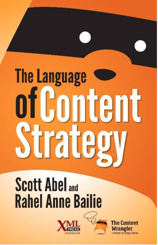 book cover-content strategy