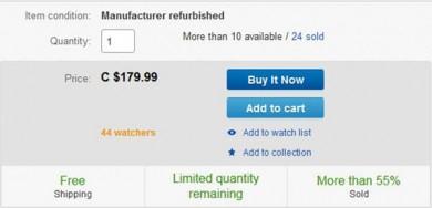 Barrett - Consumer Psychology - EBay screenshot (1)