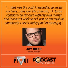 Jay Baer Quote Image