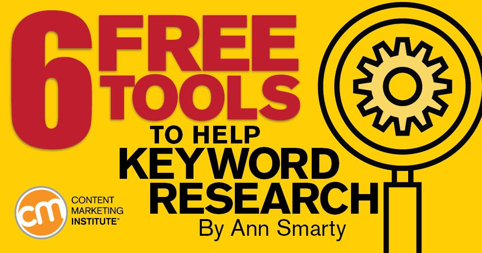 Keyword Research: 6 Free Tools