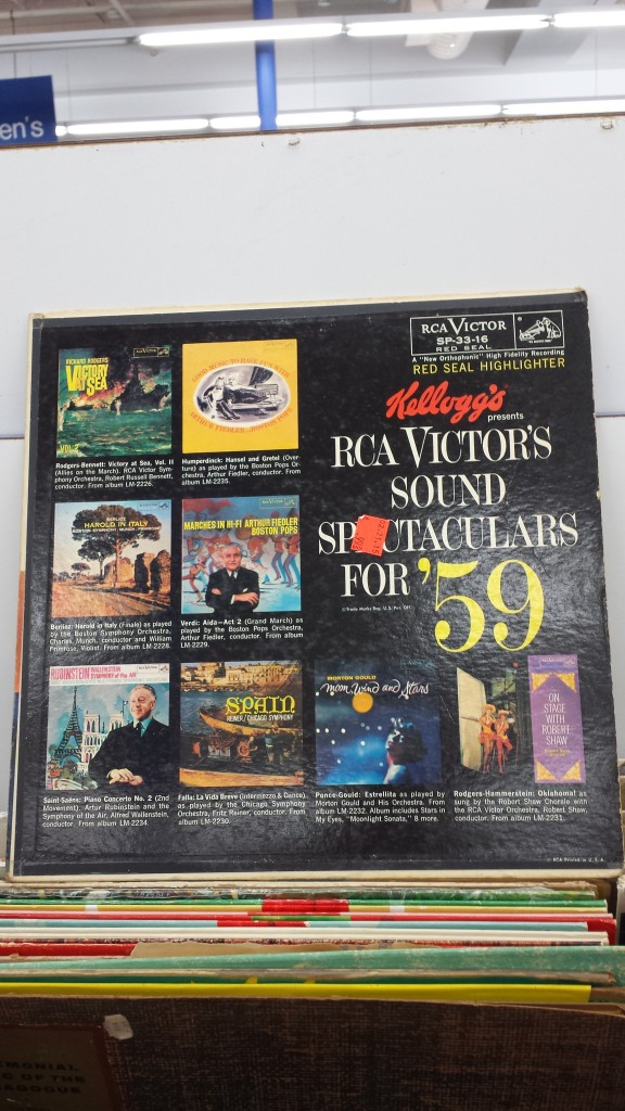 RCA-Kelloggs-music-sampler