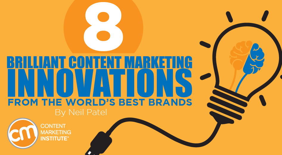 content marketing brand innovations cover