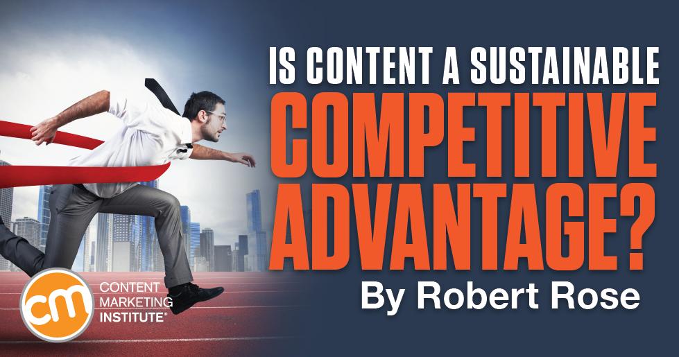 competitive advantage research paper