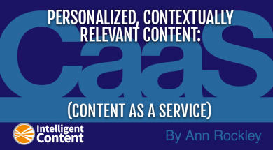 Personalized-Content-CaaS-Ann-Rockley