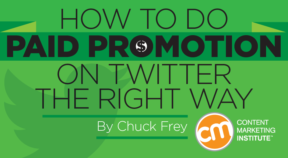 Twitter Paid Promotion Tips