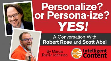 Personalize-persona-Scott-Abel-Robert-Rose
