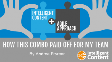 intelligent-content-agile-approach