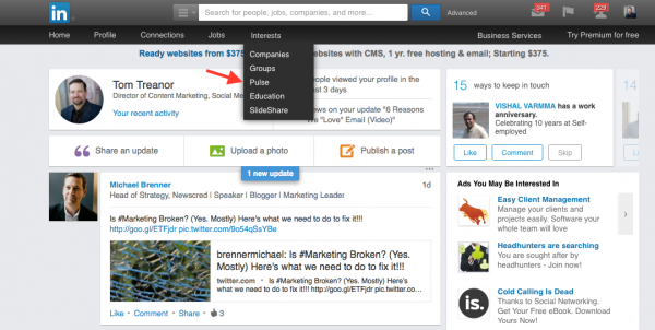 linkedin-pulse-digest-screenshot 5