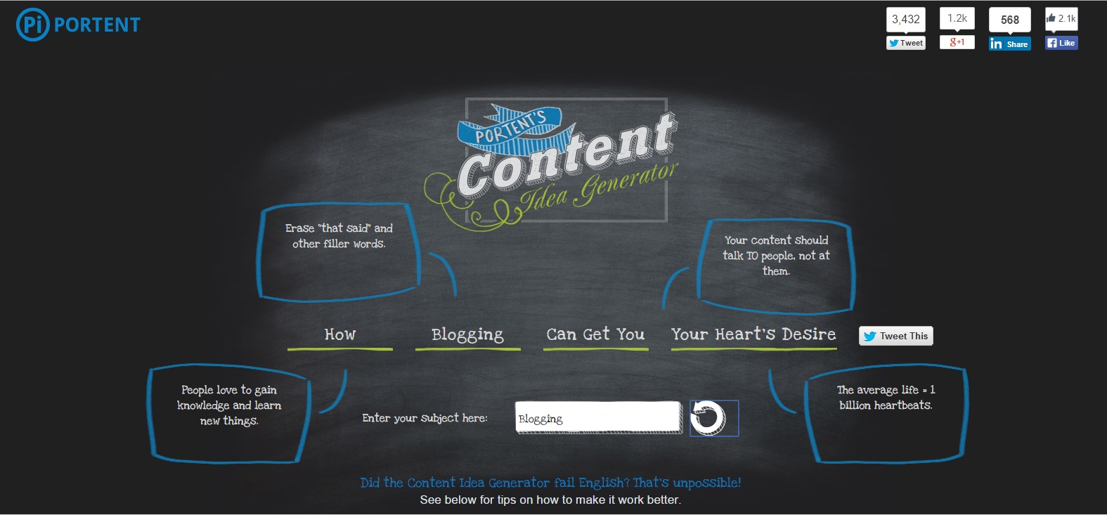 10 content writing tools ninja guide to content creation for Portent guide