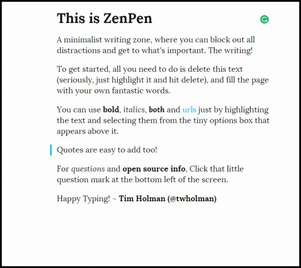 zenpen-screenshot