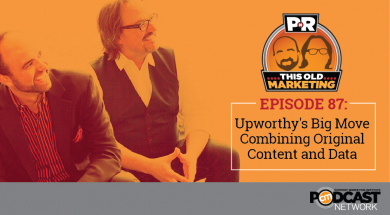 Upworthy Content Data Podcast