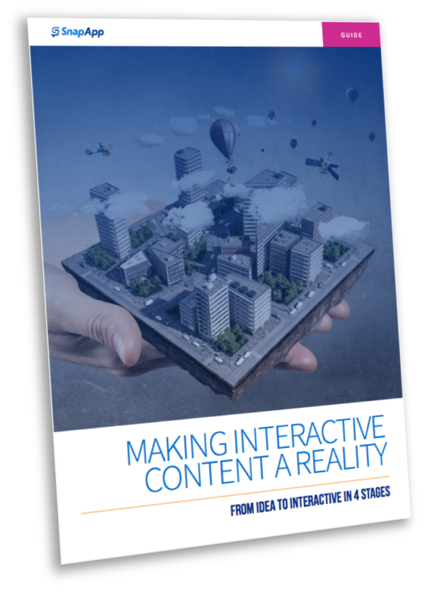 SnapApp_Making Interactive Content A Reality_3D