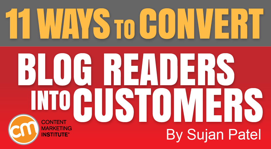 Convert Blog Readers Customers Cover