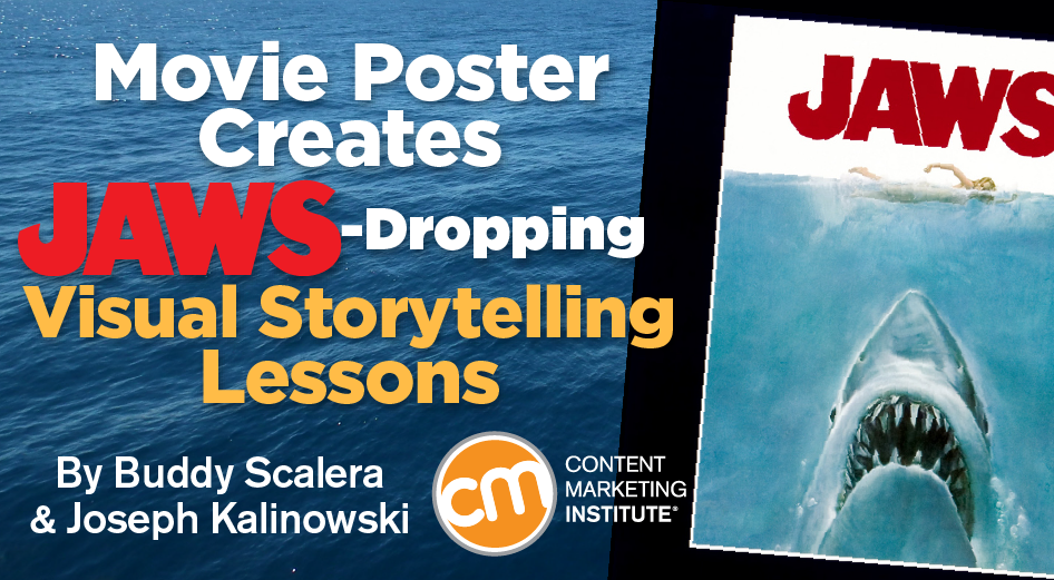 Movie Poster Creates JAWS-Dropping Visual Storytelling Lessons