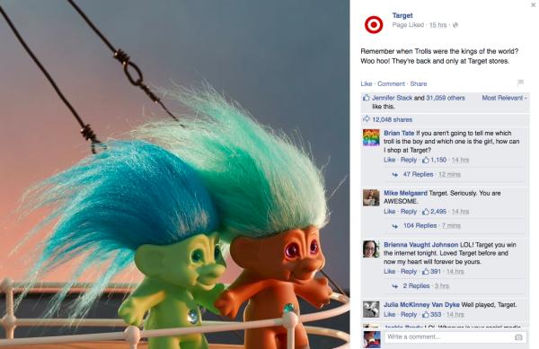 target-trolls-follow