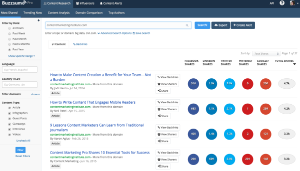 buzzsumo-domain-search-screenshot-image 5