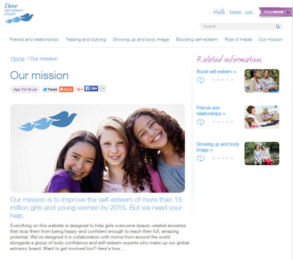 dove-girls-self-esteem-project