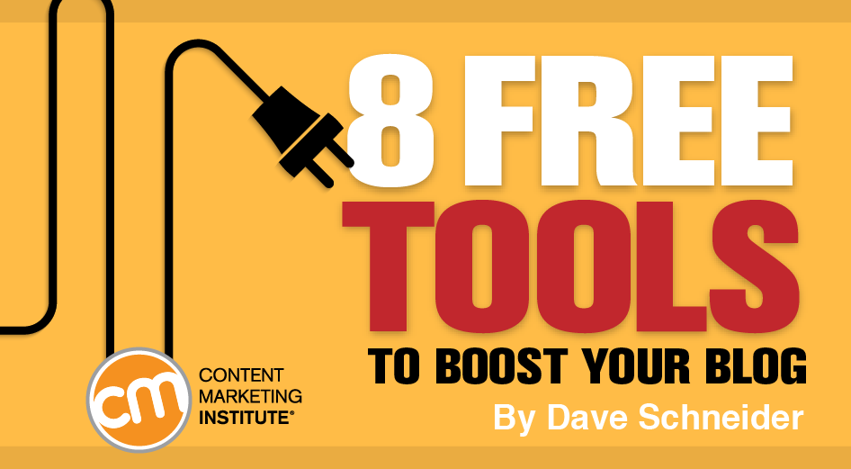 8 Free Tools to Boost Your Blog