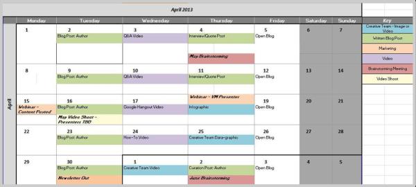 content-calendar-spreadsheet