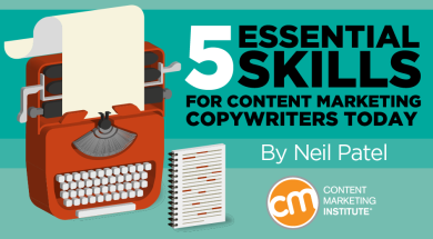 5 essential skills for content marketing copywriters today fandeluxe Choice Image