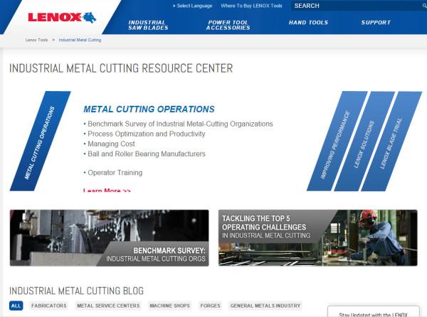 lenox-website