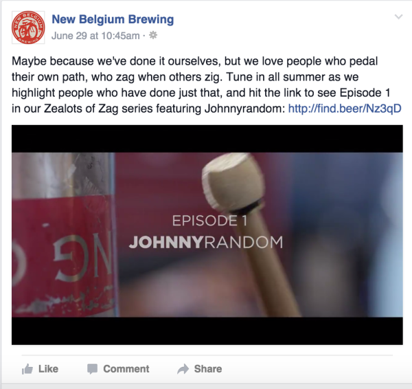 new belgium brewing social responsibility as New belgium brewing strives  new belgium brewing company and the environmental issues  nbb's environmental concern and social responsibility.