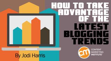 Tendances blogging : comment tirer profit de celles de 2015 ?