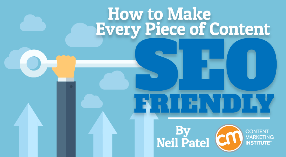 How to Make Every Piece of Content SEO Friendly
